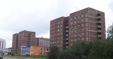 Комплекс 9-ти этажных общежитий мкр. Северный в г. Электросталь