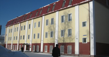 Реконструкция административного здания г.Ногинск