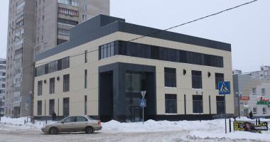 Торгово-офисное здание