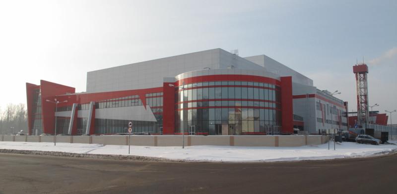 Торгово-развлекательный комплекс Эльград