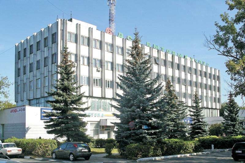 Здание Дома быта на ул. III-го  Интернационала