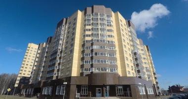Микрорайон Полет по адресу: Московская область, г. Ногинск, ул. Аэроклубная