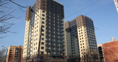 Жилой комплекс Высоково по адресу: Московская область, г. Электросталь, ул. Захарченко